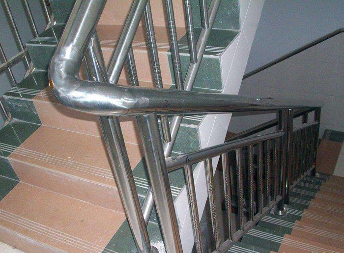 不锈钢案例 不锈钢扶手